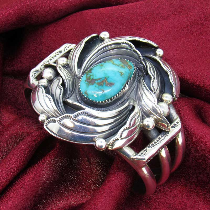 fine turquoise ring